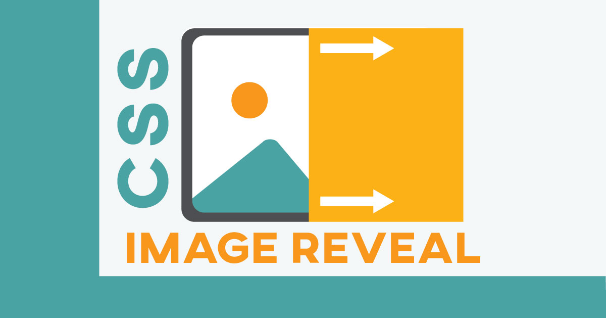 Animated Image Reveal In Pure CSS | HTML CSS Image Animation