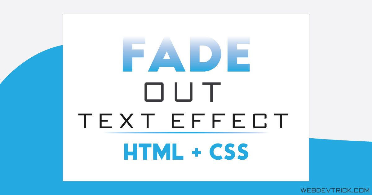 Css fade in on scroll